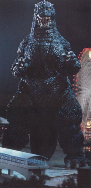 The BatoGoji as it is seen in Godzilla vs. Mothra