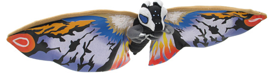 File:Toy Rainbow Mothra ToyVault Plush.png
