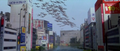 Godzilla vs. Megaguirus - Hundreds of Meganulas fly away