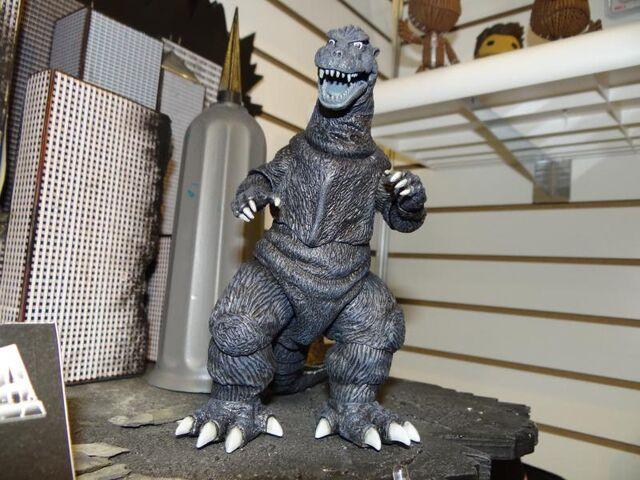 File:NECA Godzilla 1954 Toy Fair.jpg