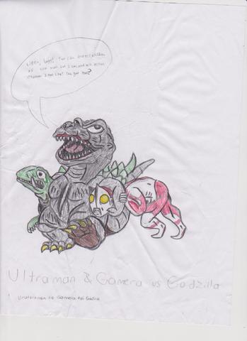 File:Ultraman vs Gamera and Ultraman.png