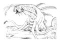 Concept Art - Yamato Takeru - Kaishin Muba 11