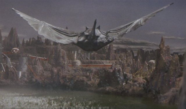 File:Gamera - 5 - vs Guiron - 14 - Space Gyaos Leaves.png