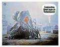 Godzilla vs. Hedorah Lobby Card Germany 13
