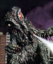 Hedorah in Godzilla: Final Wars (click to enlarge)