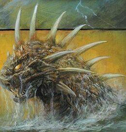 Demon Varan (Godzilla in Hell)