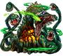 Godzilla X Monster Strike - Biollante