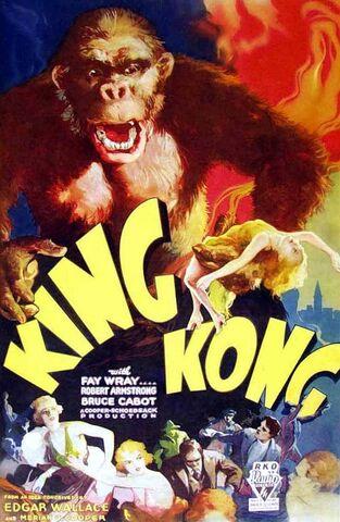 File:King Kong 1933 poster.jpg