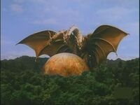Grand King Ghidorah Dome