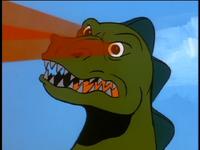 HB Godzilla Laser Vision