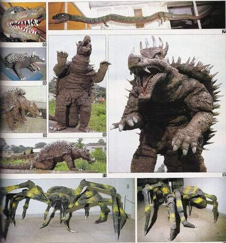 File:Surviving SoshingekiAnguirus, SoshingekiManda and ShodaiKumo.jpg