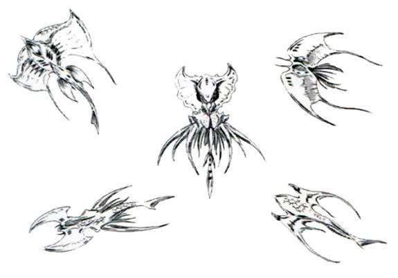 File:Concept Art - Godzilla vs. Destoroyah - Destoroyah Microscopic 1.png