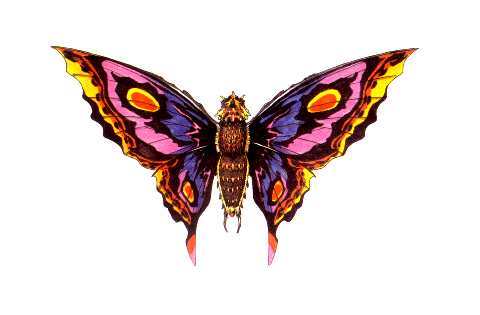 File:Concept Art - Godzilla vs. Mothra - Battra Imago 7.png