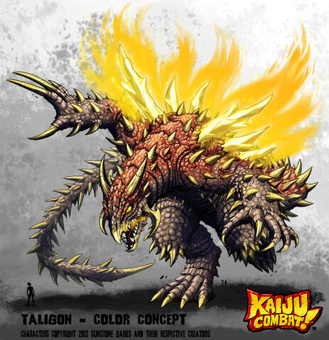 File:Kaiju combat taligon by kaijusamurai-d61tu68.jpg