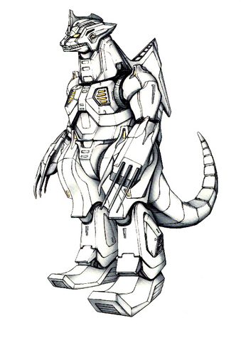 File:Concept Art - Godzilla Against MechaGodzilla - Kiryu 46.png