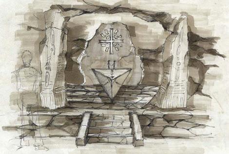 File:Concept Art - Godzilla Final Wars - Shobijin Cave 2.png