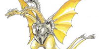 Mecha-King Ghidorah/Gallery