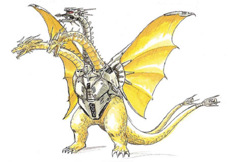 File:Concept Art - Godzilla vs. King Ghidorah - Mecha-King Ghidorah 1.png