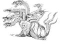 Concept Art - Yamato Takeru - Orochi 7