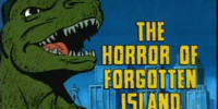 The Horror of Forgotten Island