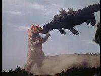 Titanosaurus and Goji