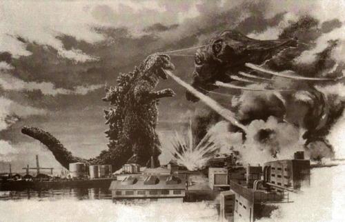 File:Godzilla vs. Hedorah - Japanese Promotional Photo 2.jpg