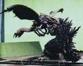 GXM - Megaguirus Bites Godzilla On Set