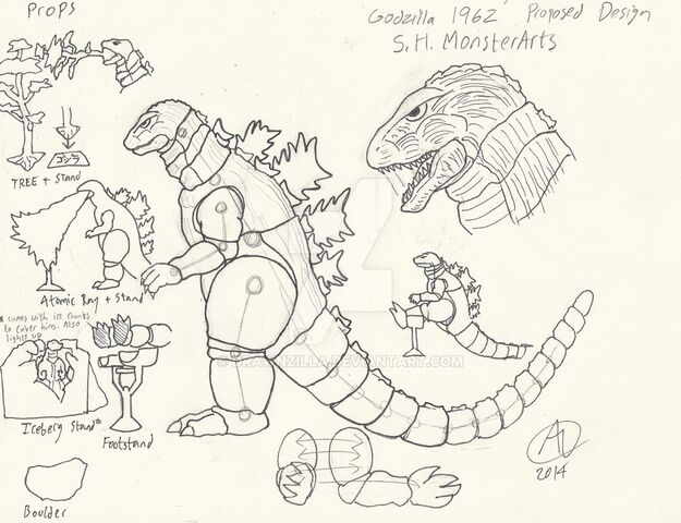 File:Proposed sh monsterarts figure godzilla 1962 by drawnzilla-d7c54ty.jpg