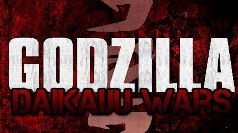 Godzilla DaiKaiju Wars Trailer