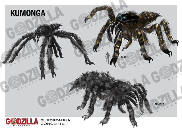File:Godzilla Heritage - Kumonga.jpg