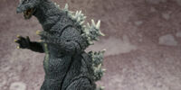 S.H. MonsterArts Godzilla 1964