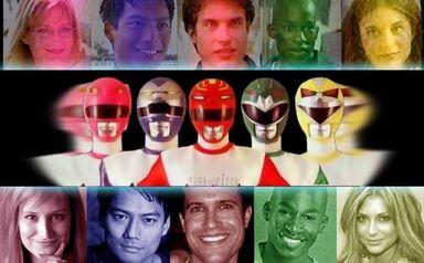 Power Rangers Lost Galaxy by scottasl