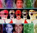 Power Rangers LG film series