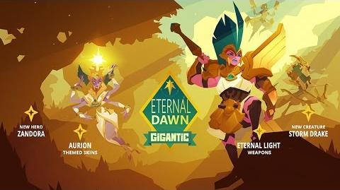 Gigantic Eternal Dawn