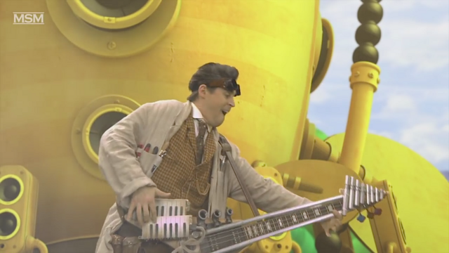 File:Mr Baffled Playing the Guitar in Choices (The Go!Go!Go! Show, Nick Jr.).png