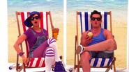 Jade and Steve in Blue Sky Sunshine Day (The Go!Go!Go! Show, Nick Jr.)