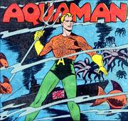Aquaman 001