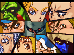 GATD-Characters