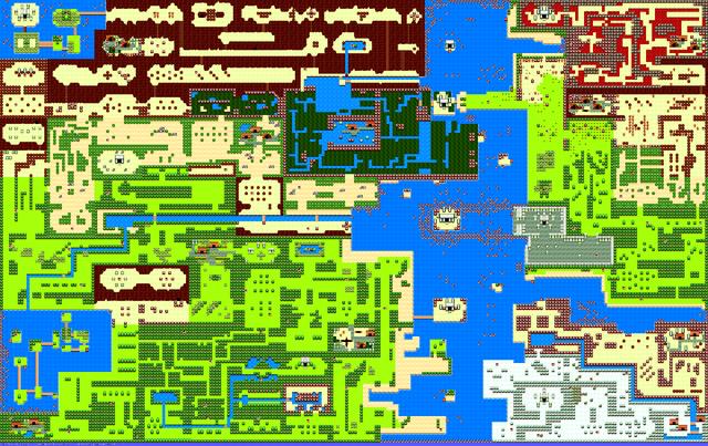 File:Golden Axe Warrior Map.png