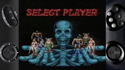 Golden Axe (Sega Mega Drive Commercial)