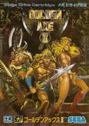 Golden Axe II (JP)