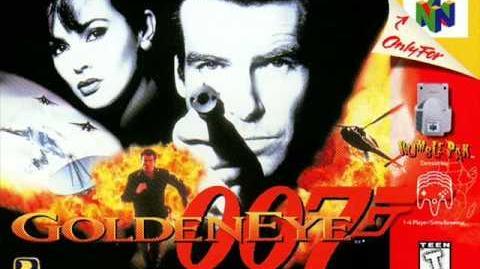 Goldeneye 007 (Music) - Streets