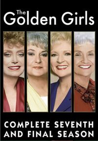 Golden-Girls Season 7 DVD