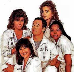 Nurses main cast photo 480x465px