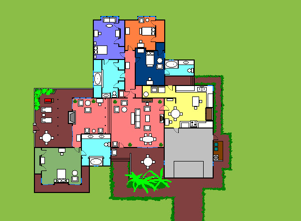 File:Golden Girls House Layout by Parade of Lunacy.jpg