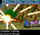 Robber's Blade