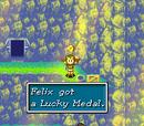 Lucky Medal