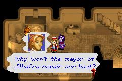 Mayor of madra