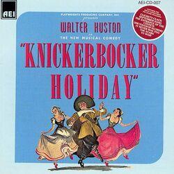Knickerbockermusical
