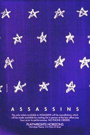Assassinsposter